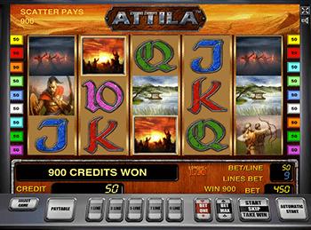 Онлайн игровые автоматы атилла бесплатно ирать бесплатно в игровые автоматы